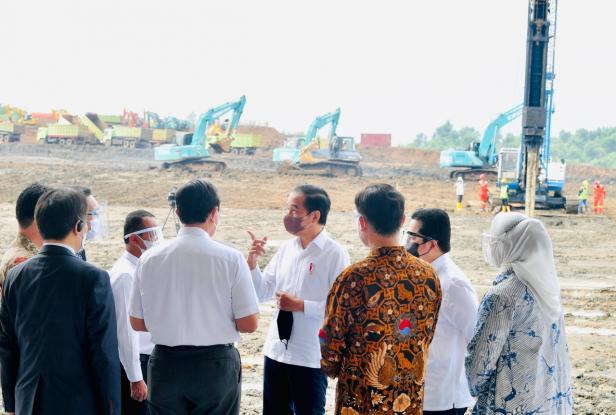 Pasokan Melimpah, PLN Siap Suplai Listrik Tanpa Kedip ke Pabrik Baterai EV Terbesar di ASEAN