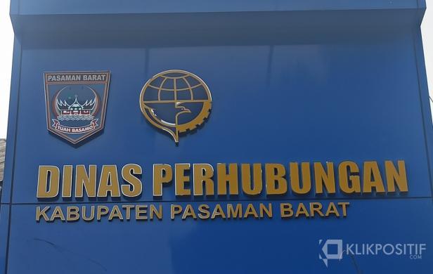 Kantor Dinas Perhubungan Kabupaten Pasaman Barat