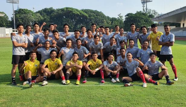 Pemain yang ikuti TC tahap 3 Timnas Indonesia U-18