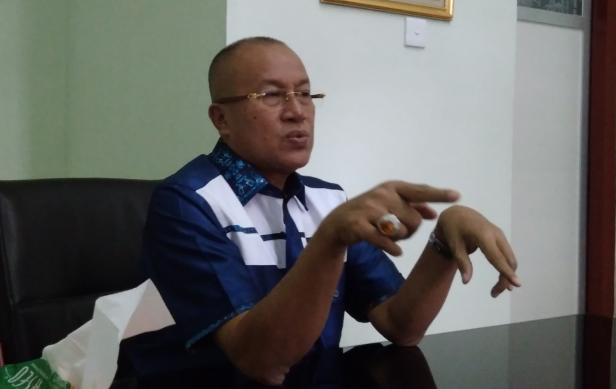 Ketua DPD Organda Provinsi Sumbar, S. Budi Syukur