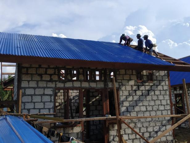 Pemerataan Pembangunan Jadi Agenda Utama Pelaksanaan TMMD