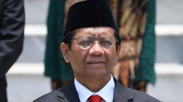 Menteri Koordinator Politik, Hukum dan Keamanan (Menko Polhukam) Mahfud MD