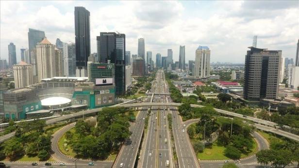 kondisi Ibu Kota Jakarta saat mudik tahun lalu (ilustrasi)