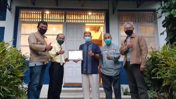 Pemkab Agam beri penghargaan untuk pengusaha homestay
