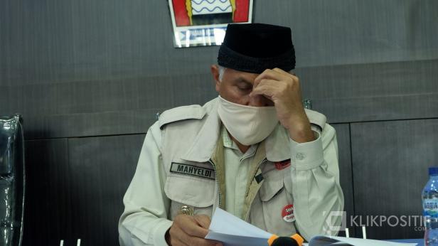 Wali Kota Padang, Mahyeldi Anysarullah