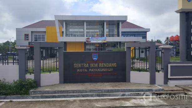 Sentra IKM Rendang Payakumbuh.