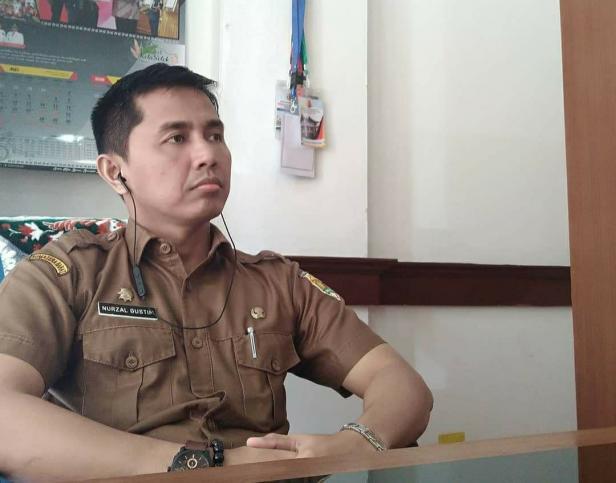 Kabag Prokomp Kota Solok, Nurzal Gustim
