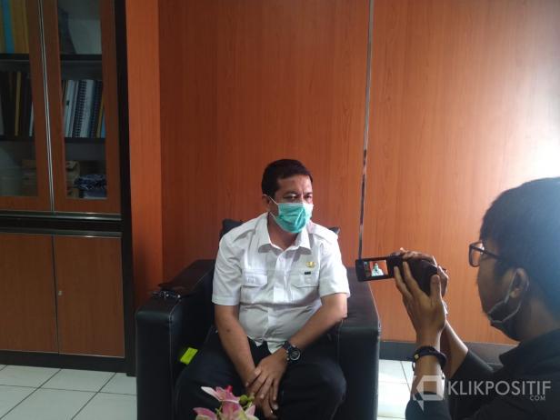 Kepala Dinas PUPR Kota Payakumbuh Muslim.