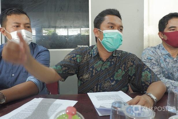 pengacara keluarga DS, Guntur Abdurrahman