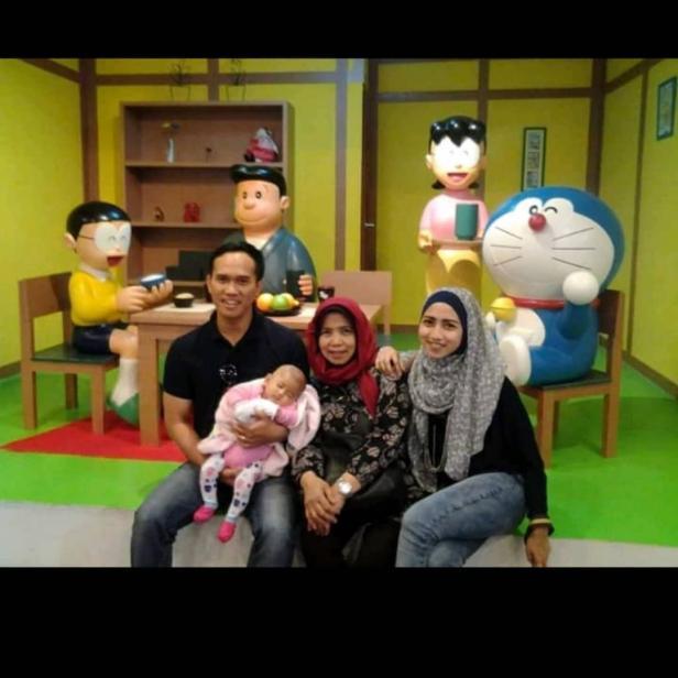 Nurhasanah, pengisi suara Doraemon meninggal dunia