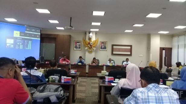 Kunjungan DPRD Riau ke DPRD Sumbar