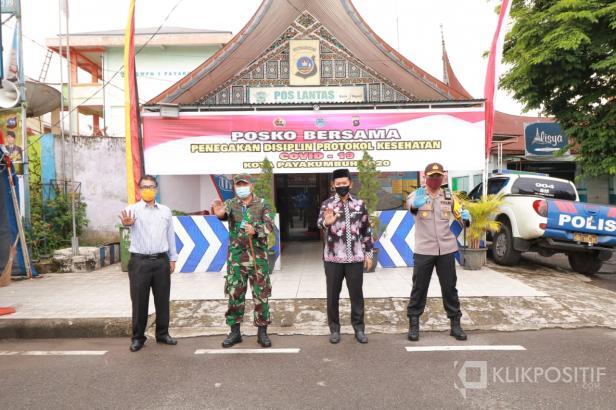 Tim Gugus Tugas Penanganan COVID-19 Kota Payakumbuh