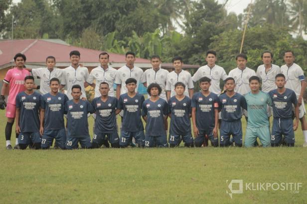 Tim Persepak Payakumbuh bersiap menuju Liga 3 Wilayah Sumbar