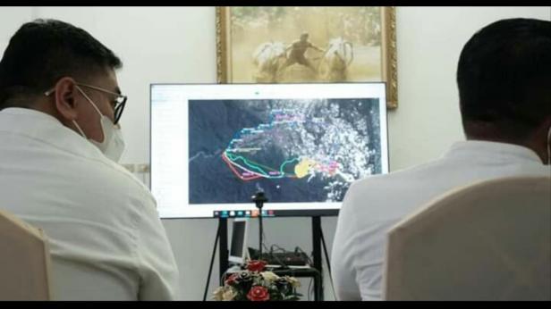 Rapat membahas batas wilayah Tanah Datar