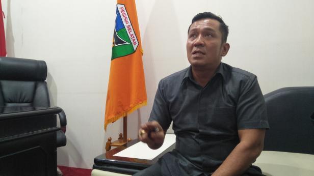 Wakil Ketua DPRD Pessel, Jamalus Yatim