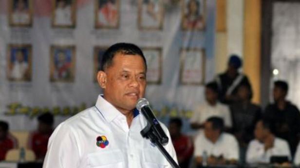 Presidium Koalisi Aksi Menyelamatkan Indonesia (KAMI) Gatot Nurmantyo