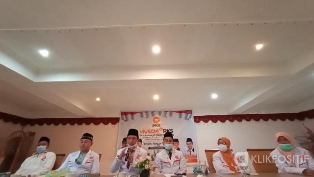 Pengurus PKS Bukittinggi