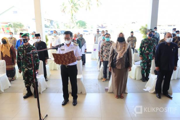 Deklarasi Pilkada damai, aman, dan sehat di Payakumbuh.