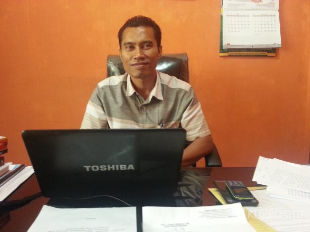 Ketua KPU Pasaman Barat, Alharis