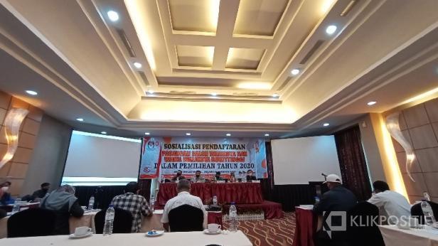 Sosialisasi Pendaftaran Pasangan Calon Wali Kota dan Wakil Wali Kota Bukittinggi