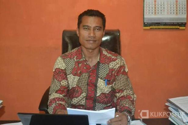 Ketua KPU Pasbar, Alharis