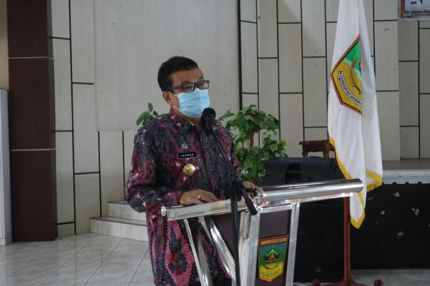 Pjs Bupati Solsel, Jasman Rizal