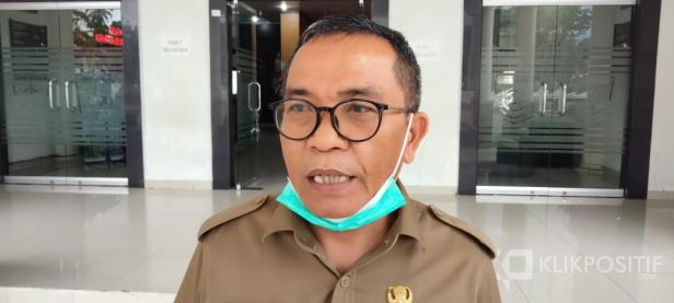Kepala BKPSDM Solsel Putra Nusa