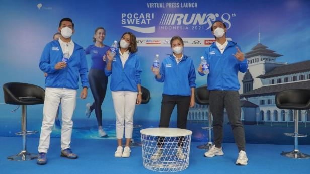 PT. Amerta Indah Otsuka, hari ini secara resmi mengumumkan gelaran POCARI SWEAT RUN INDONESIA 2021 yang akan diselenggarakan pada 24 Oktober 2021, dan akan menjadi event lari terbesar di Indonesia.
