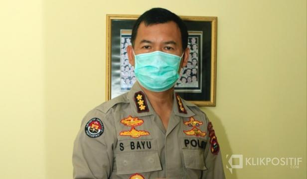 Kepala Bidang (Kabid) Humas Polda Sumatera Barat Kombes Pol Stefanus Satake Bayu Setianto