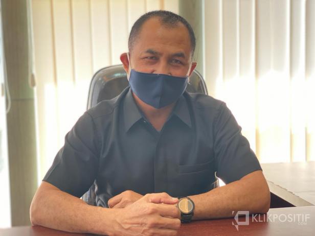 Direktur Tahanan dan Barang Bukti Polda Sumbar AKBP Zulkifli Melaras