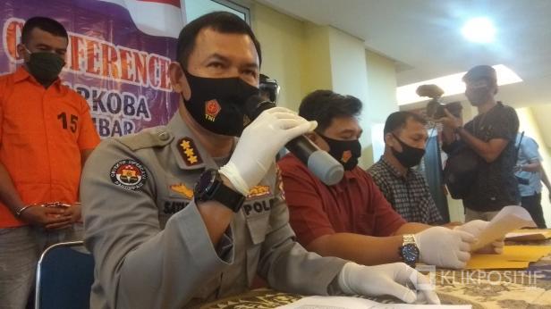 Kabid Humas Polda Sumbar Kombes Pol Satake Bayu