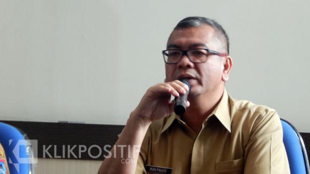 Wali Kota Payakumbuh, Riza Falepi.