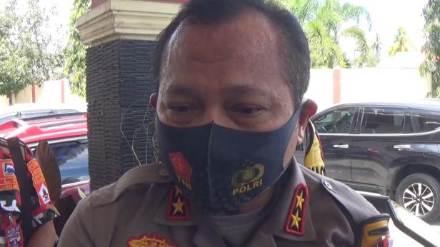 Kapolda Sumbar, Irjen Pol Drs. Toni Hermanto
