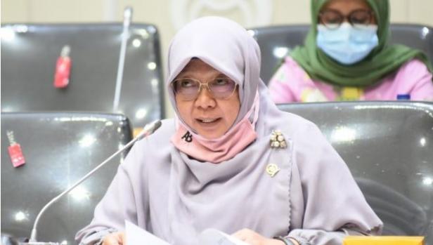Anggota Komisi XI DPR RI sekaligus Anggota Badan Legislasi DPR RI Anis Byarwati