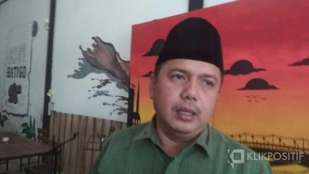 Ketua DPW PKB Sumbar Febby Datuak Banso