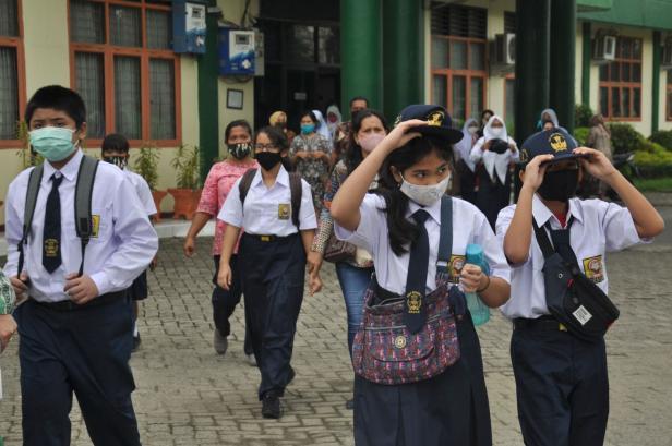 Sekolah tatap muka saat pandemi