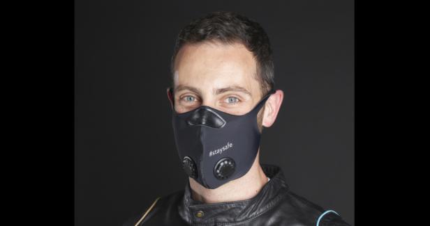 Masker produksi MV Agust