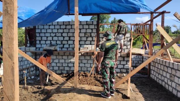 TMMD: Program Pemerataan Pembangunan Wilayah Binaan