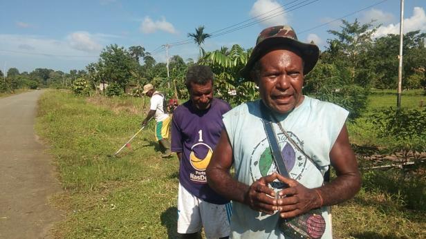 Program TMMD Selalu Jadi Harapan Masyarakat Desa Terpencil