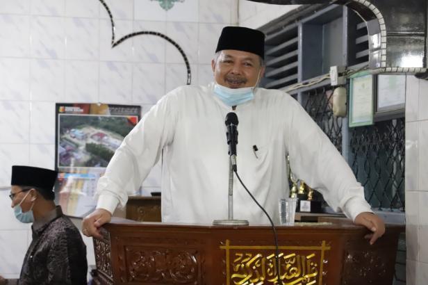 Wako Solok, H. Zul Elfian sampaikan program strategis kota Solok