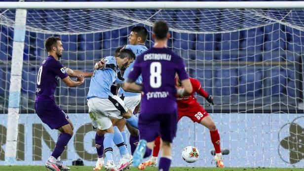 Lazio menang 2-1 dari Fiorentin