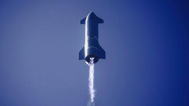 proyek Starship SpaceX