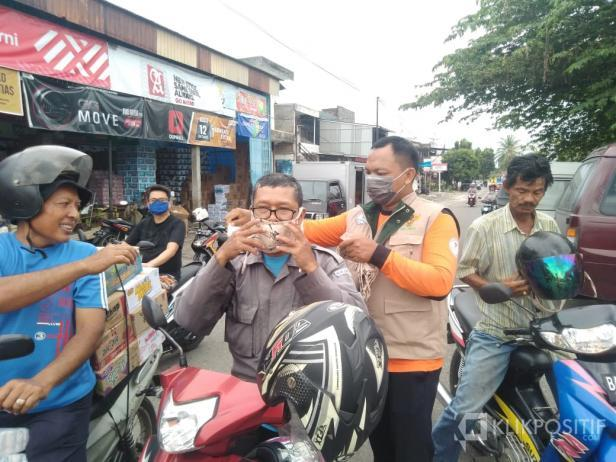 Penggunaan masker