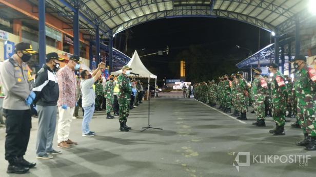 Apel Penegakan Disiplin Potokol Kesehatan COVID-19 di Kota Payakumbuh