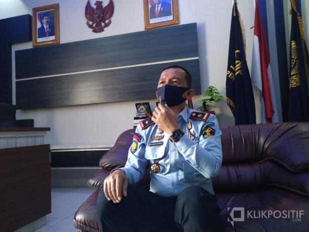 Kepala Lapas Kelas II B Payakumbuh Muhamad Kameily.