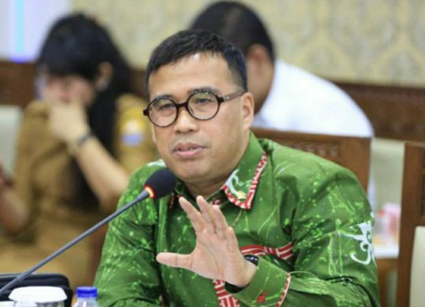 Ketua Umum DPP PKPS, Alirman Sori