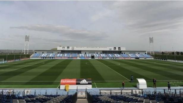 Estadio Alfredo di Stefano, stadion berkapasitas 6.000 penonton di Madrid