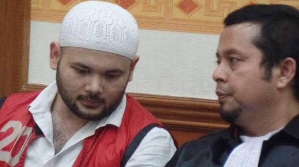 Ridho Rhoma berurusan dengan hukum terkait kasus narkoba beberapa tahun lalu