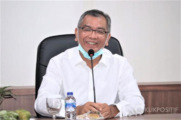Wali Kota Payakumbuh Riza Falepi