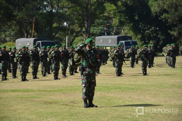 Panglima Kodam I/Bukit Barisan Mayjen TNI Hassanudin.